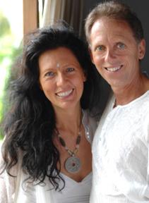 Ilona Selke and Don Paris